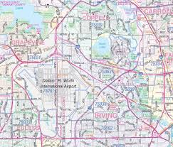 Ft Worth Map Map Of Dfw Metroplex Dfw Metroplex Map Dallas Fort Worth