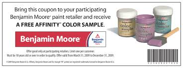 mommy u0027s wish list free benjamin moore paint sample