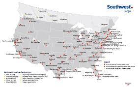 swa route map southwest flights map joltframework intended for southwest