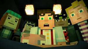 minecraft story mode season two appears to be happening