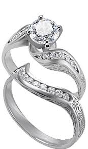 wedding engagement rings engagement rings with matching wedding rings