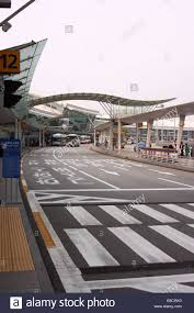 outside view of the incheon international airport in seoul south