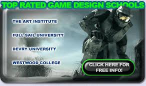 Art Institute Video Game Design Video Game Designer