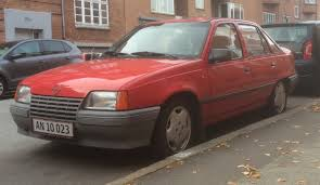 opel kadett wagon a photo for sunday 1984 1991 opel kadett 1 3 s u2013 driven to write