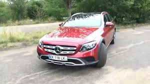mercedes cross country la volvo v90 cross country rencontre la mercedes classe e all