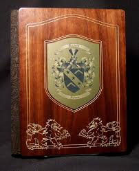 personalized leather photo albums wedding photo albums personalized wedding album in wood leather