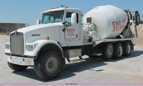 kenworth w900b 2000 kenworth w900b cement mixer truck item c2755 sold