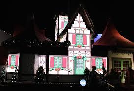 adventure to santa at oakbrook center kidlist activities for