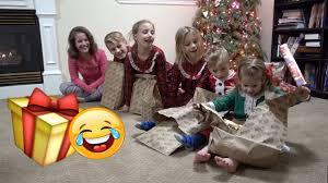 hilarious sibling gift exchange youtube