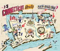 is connecticut part of new england yankee magazine