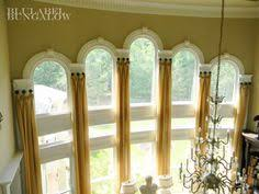 Palladium Windows Window Treatments Designs Two Story Window Treatments For Arched Windows Interior Design