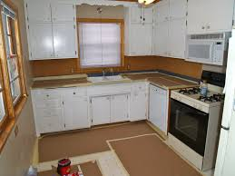 Finishing Kitchen Cabinets Ideas Serene Painted Kitchen Cabinets My Painted Andglazed Kitchen