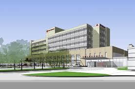 exterior view na replacement hospital boise idaho id saint alphonsus health
