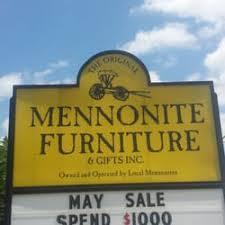 mennonite furniture kitchener mennonite furniture gifts furniture stores 250 pinebush road