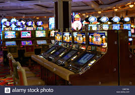slot machines game of chance one armed bandits five star hotel