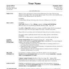 Free Teacher Resume Template Cover Letter Sample Of Resume For Teachers Sample Of Resume For