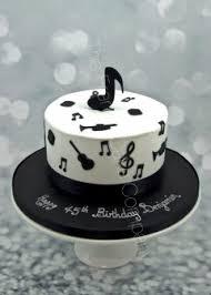 jazz music birthday cake the french cake company