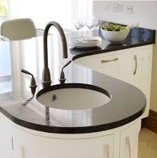 Acrylic Kitchen Sink by Kitchen Ideas Creative White Solid Plastic Kitchen Sink White