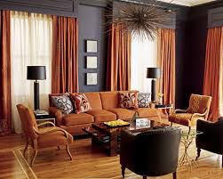 Autumn Colored Curtains Marvelous Rust Colored Curtains And Curtains Autumn Colored