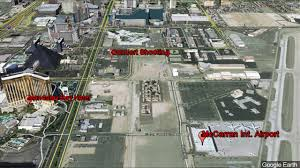Google Maps Las Vegas Strip by Officials Gunman Had At Least 17 Guns In Room
