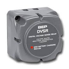 voltage sensitive relay boat wiring easy to install ezacdc