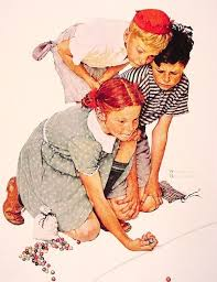 flashback photo norman rockwell becomes norman rockwell in