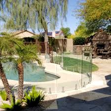 fence design glass pool fence how high does have to barriers