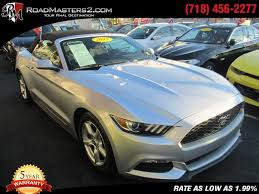 mustang middle silver ford mustang middle ny road masters ii inc