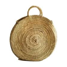 round french basket bag straw beach basket straw bag u2013 woven finds