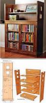 Woodworking Plans Bookshelves by Bookcase Plans Furniture Plans And Projects Woodarchivist Com