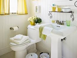 chic bathroom with simple design tricks to decor simple bathroom