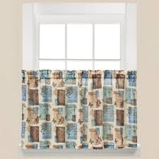 Kitchen And Bath Curtains by Buy Butterfly Kitchen Curtains From Bed Bath U0026 Beyond