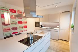 Grifflose K He Tocco Concrete A Einbauküchen Von Leicht Küchen Ag