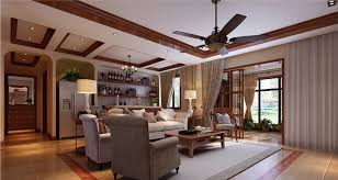 Living Room Ceiling Fans Ceiling Fan Interior Design