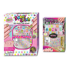 pamper your princess with smitco nail art set for girls this
