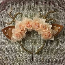 deer ears headband floral deer ears headband baby dress
