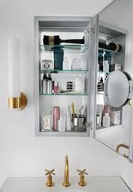 Ideas Medicine Cabinets Recessed With Flexible Features That Restoration Hardware Beaded Venetian Recessed Medicine Cabinet In