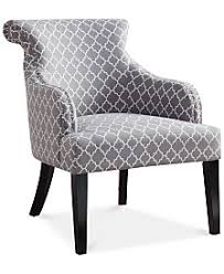 Gray Accent Chair Gray Accent Chairs And Recliners Macy S