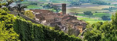 Cortona Italy Map by Fast Guide To Cortona Cortona Mia