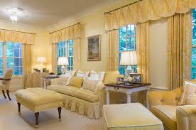Drapery Valances Styles Curtain Valances In Living Room Traditional With Living Room