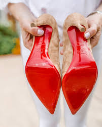 how to protect your christian louboutins signature red soles