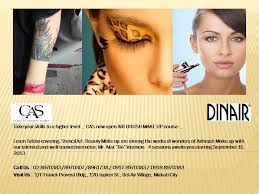 Make Up Course Center For Aesthetic Studies A Division Of Isdanco Foundation