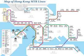 mtr map map of hong kong mtr sai kung clearwater bay magazine
