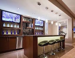 Contemporary Bar Cabinet Wonderful Modern Bar Cabinet Designs For Home In Home Bar Room