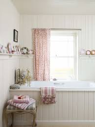 small cottage bathroom ideas impressive country bathroom curtains decorating with best 25