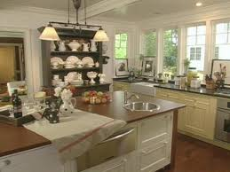 ideas for country kitchens today s country kitchens hgtv