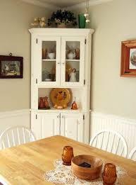 wonderful stunning corner dining room cabinet hutch ideas home