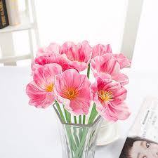 Home Flower Decoration Poppy Wedding Flowers Promotion Shop For Promotional Poppy Wedding
