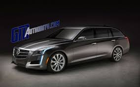 cts cadillac wagon cadillac cts wagon rendered gm authority