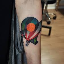48 incredible air balloon tattoo designs tattooblend